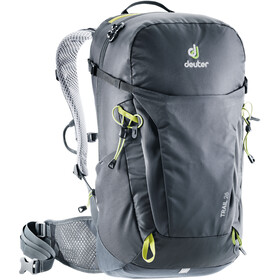 Deuter Trail 26 Mochila, black-graphite